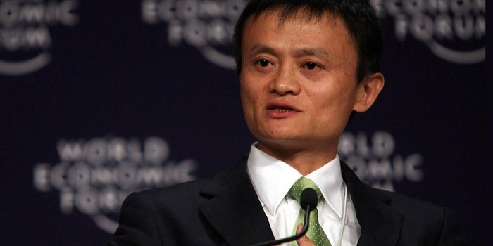 "Are Fakes ""Better Quality & Price"" than Originals? Jack Ma from Alibaba Thinks so"