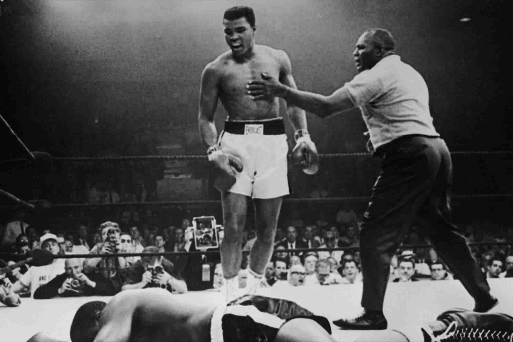 Muhammad Ali and What It Takes to Achieve Greatness