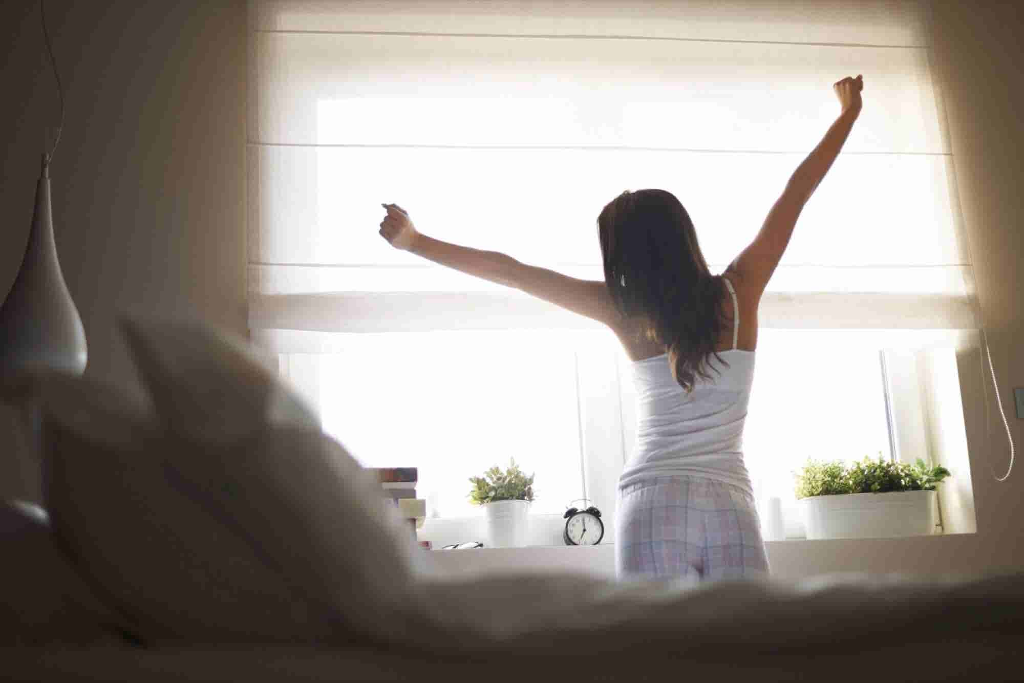 8 Things Ridiculously Successful People Do Before 8 a.m.