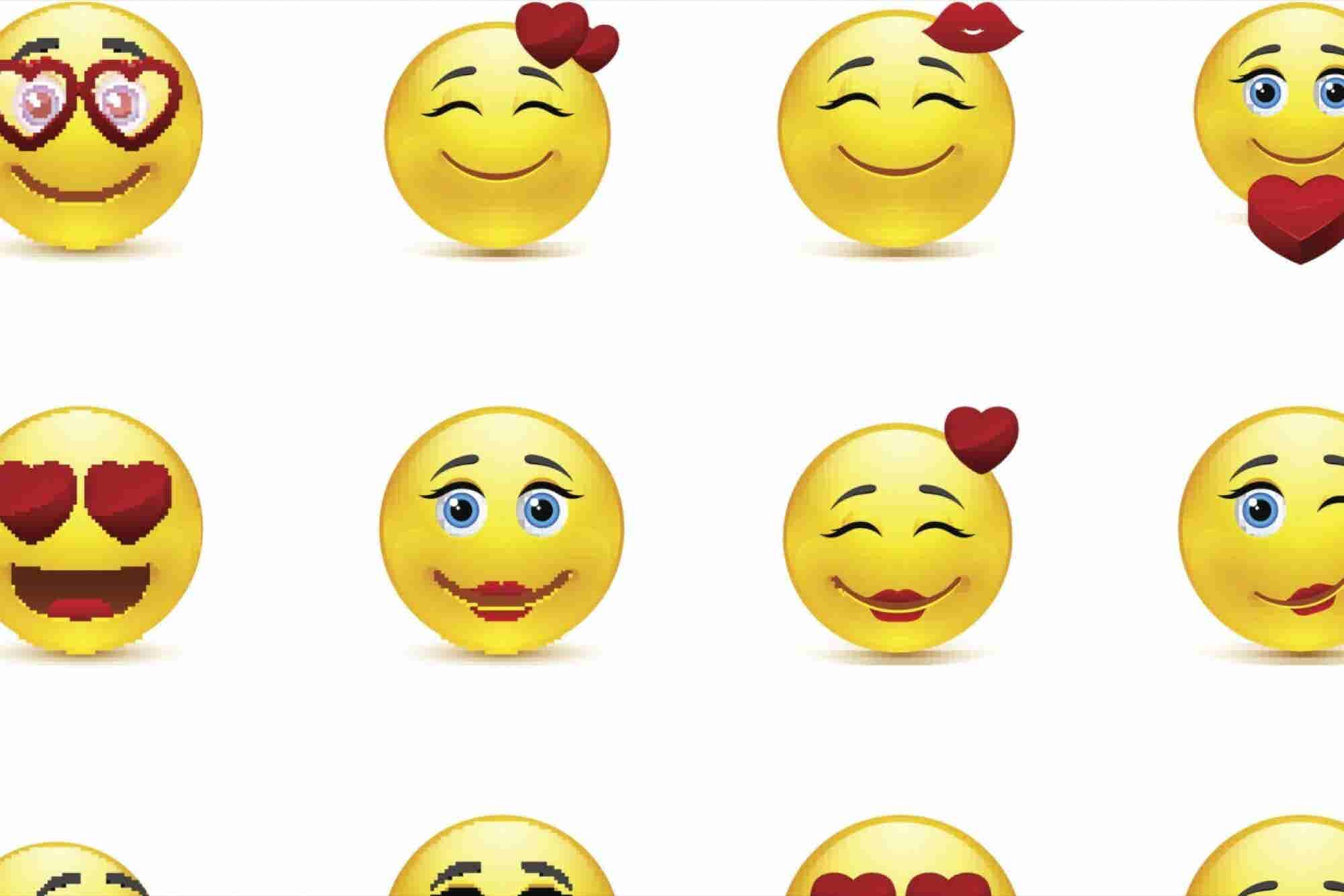 Want a More Progressive Portrayal of Women? Consider the Lowly Emoticon.