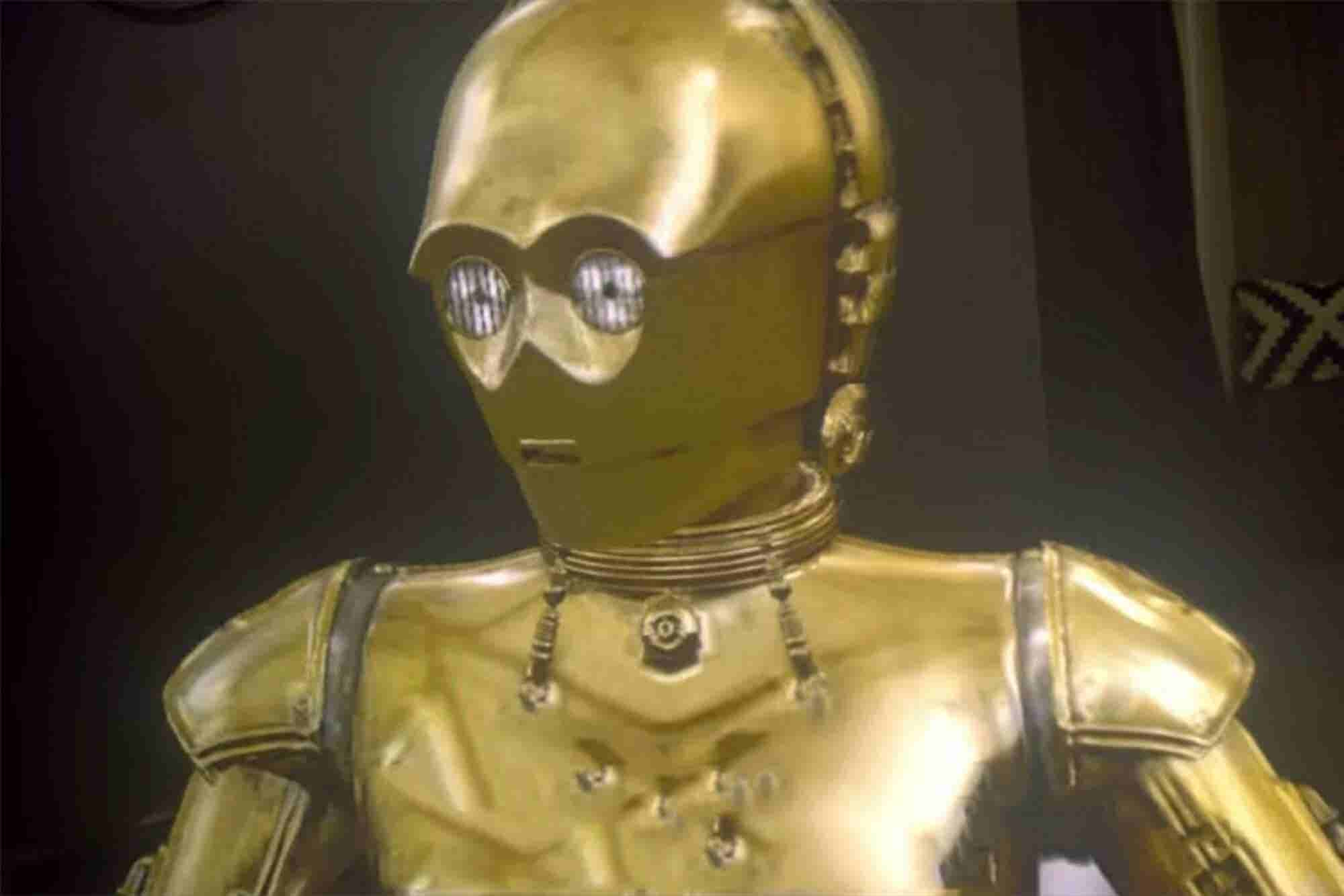 VR Startup Magic Leap Wants You to Save a Seat on the Couch for C-3PO