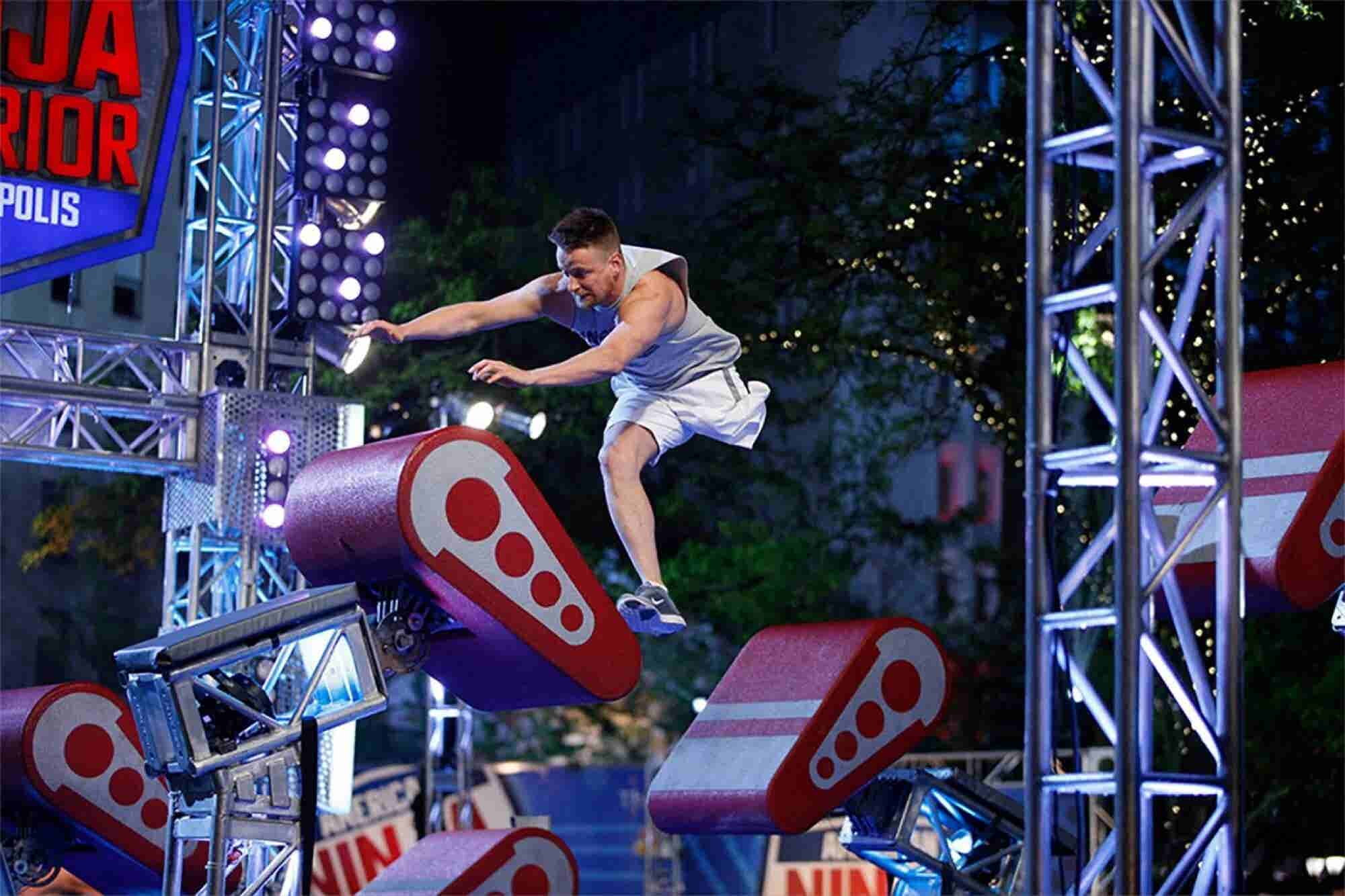 Think You've Got Obstacles? Watch This One-Legged Athlete Compete on 'American Ninja Warrior.'