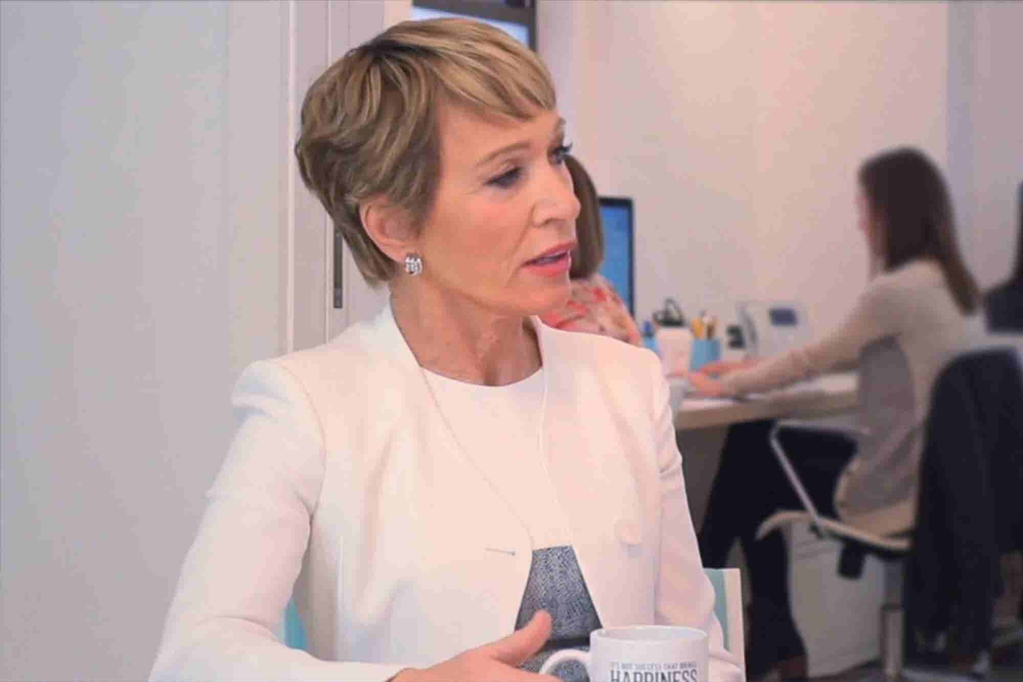 Barbara Corcoran Always Bounces Back By Loving Her Work and Her People