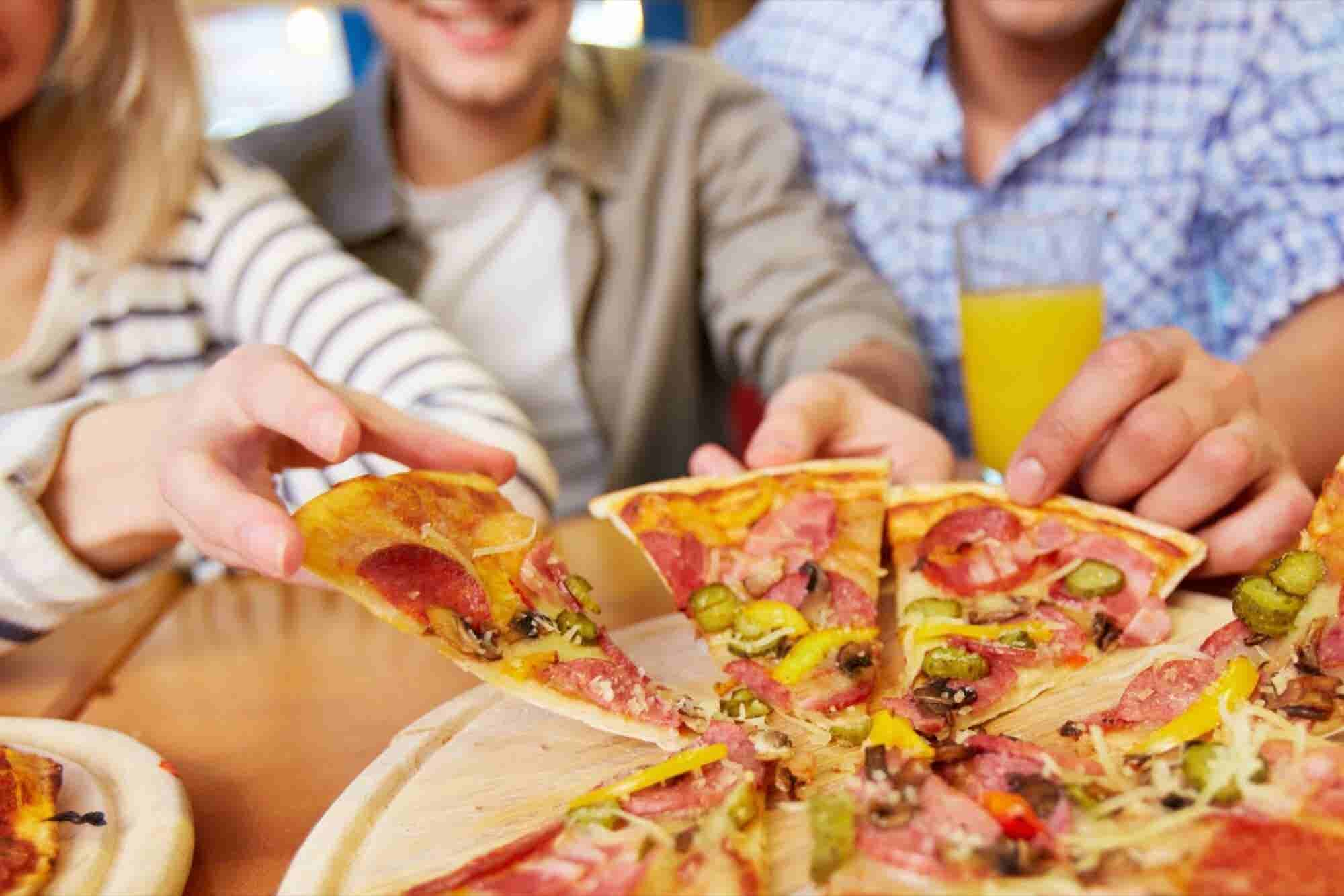 Comida con impacto social