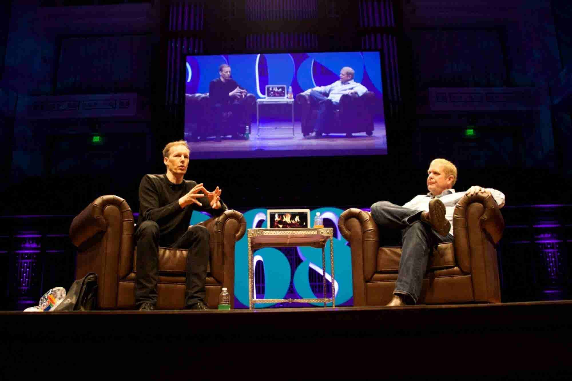 A Terrifying Public Speaking Moment Taught the Co-Founder of Square to...