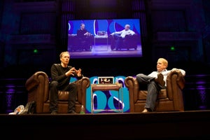 A Terrifying Public Speaking Moment Taught the Co-Founder of Square to Honor a Rebellious Spirit of Skepticism
