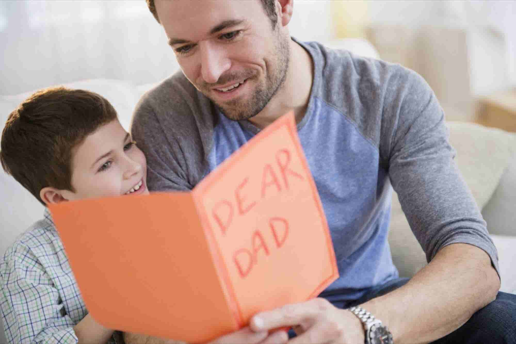 Father's Day Gifts by the Numbers (Infographic)