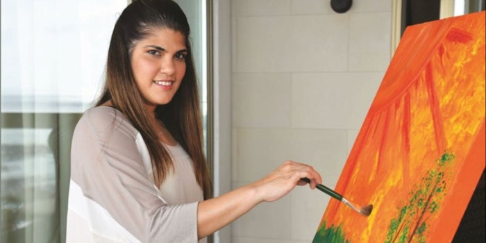 Painting A Picture Of Success