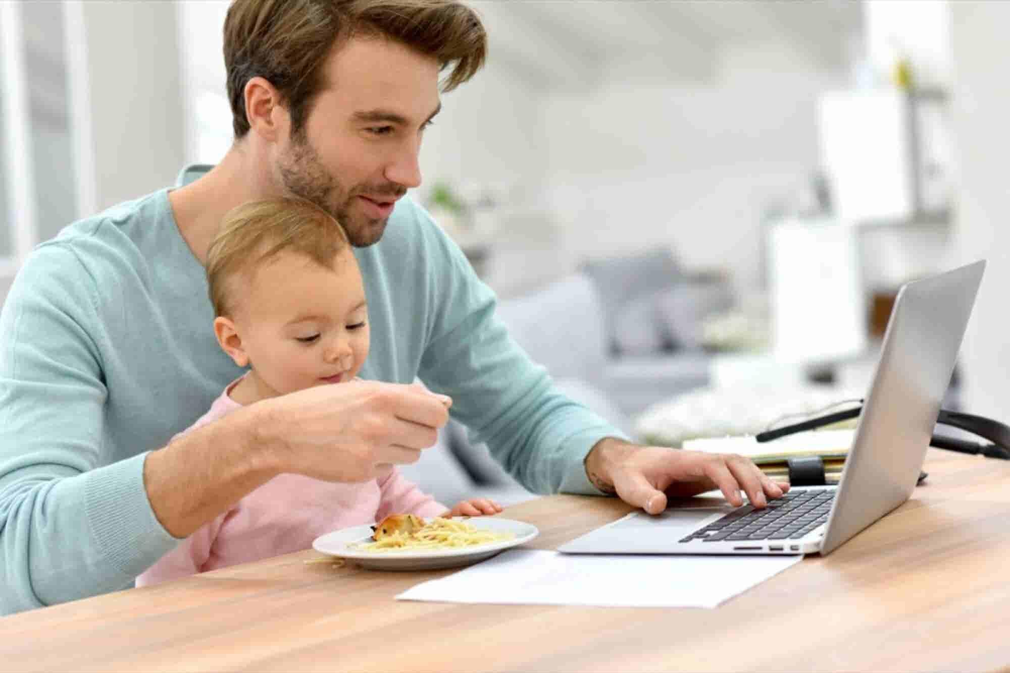 Father-preneurship: Story Of An Entrepreneur Dad!
