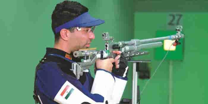 Abhinav Bindra's Olympian Entrepreneurism