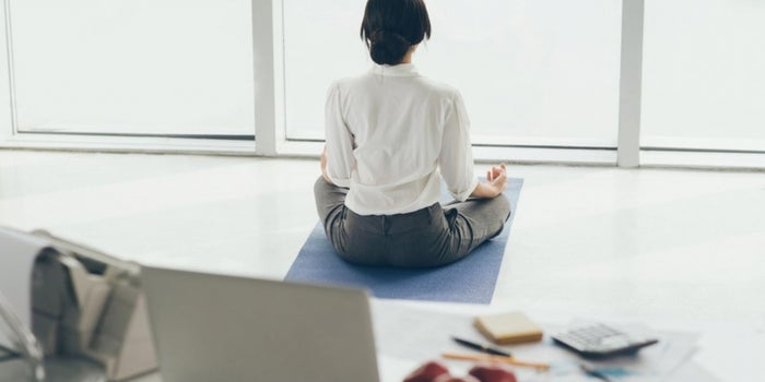 How Can You Reverse Your Company's Work-Life Imbalance? Through Yoga.