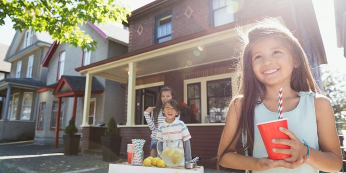 The Kids Are All Right: 5 Simple Ways to Instill an Entrepreneurial Mindset