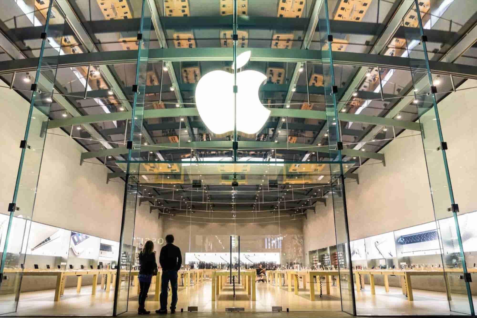 23 preguntas que Apple hace en sus entrevistas