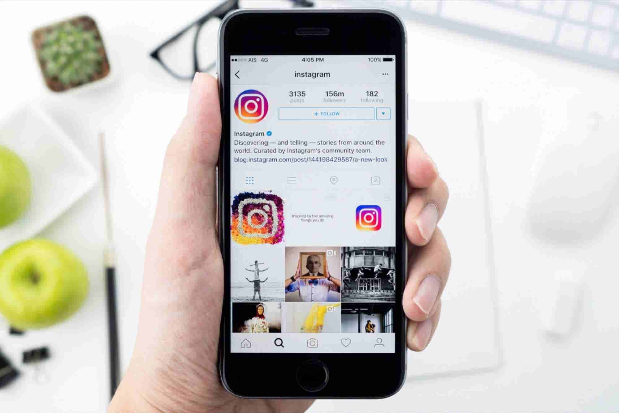 Instagram Blurs Out 'Sensitive' Photos