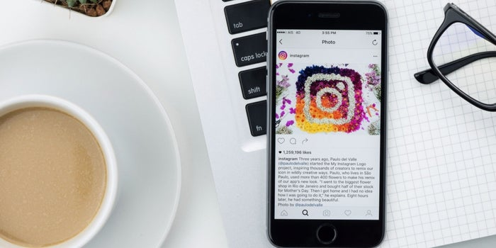 Instagramming May Make Your Customers Happier