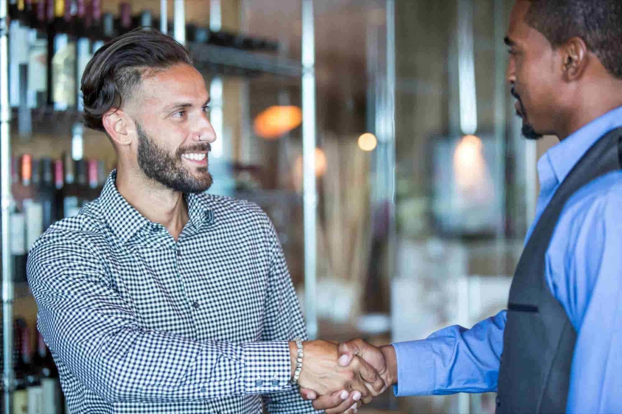 Closing a Deal at a Bar? This Research Can Help.