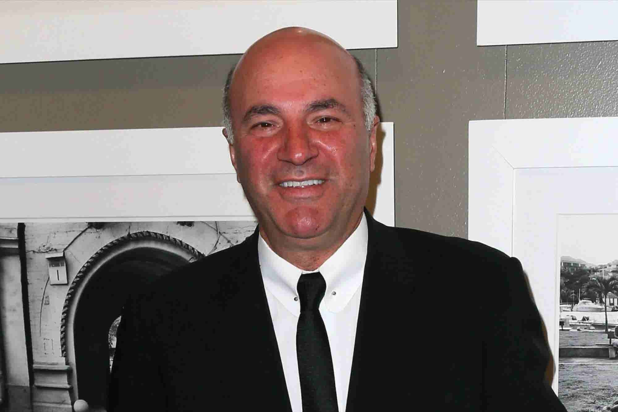 Shark Tank's Kevin O'Leary: Having Dyslexia Is a 'Superpower' in Business
