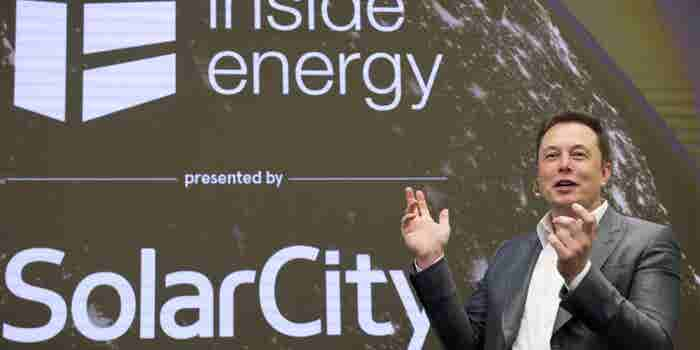 Tesla Offers $2.8 Billion for SolarCity in 'No Brainer' Deal for Musk
