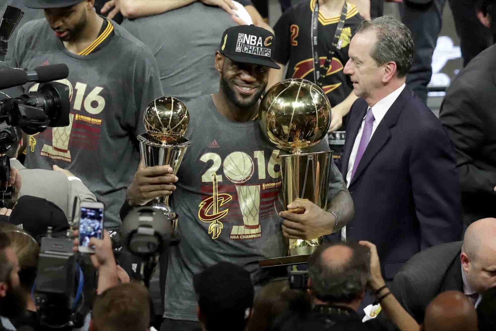 How LeBron James and the Cleveland Cavaliers Changed the Name of the G...