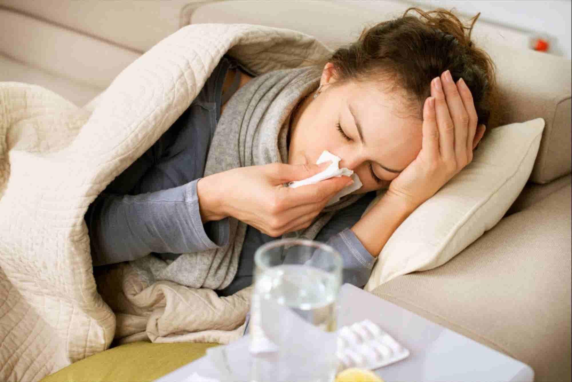 5 tips para detener la gripa