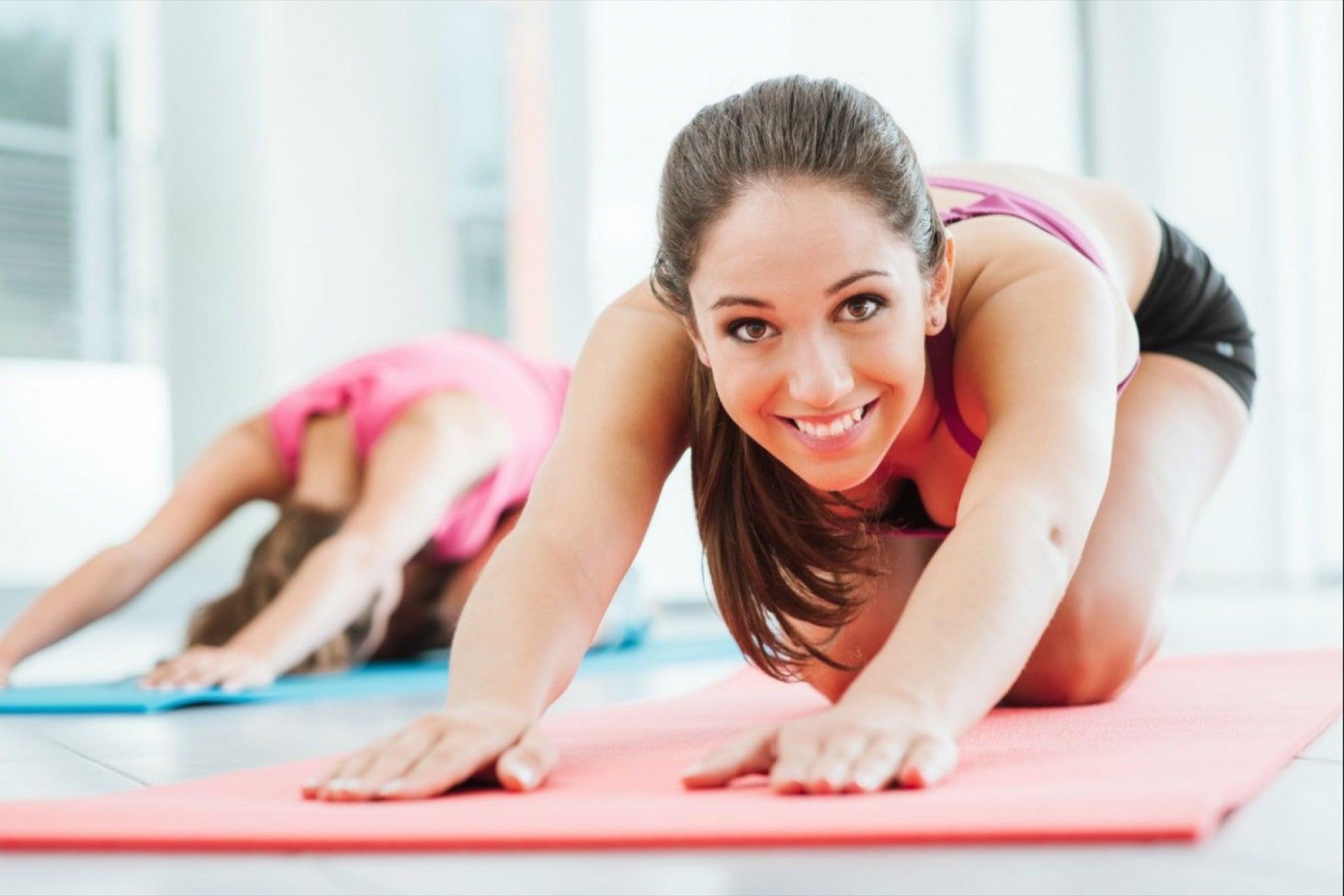 Доступная Йога Для Похудения. 24 эффективных асаны для похудения в домашних условиях