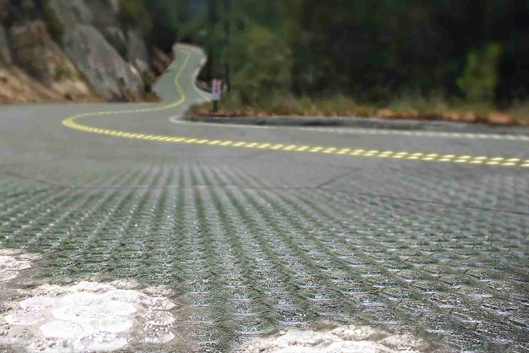 A Highway That Will Produce Power Instead of Roadkill