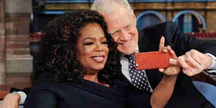 8 Times Billionaires Were Selfie Stars