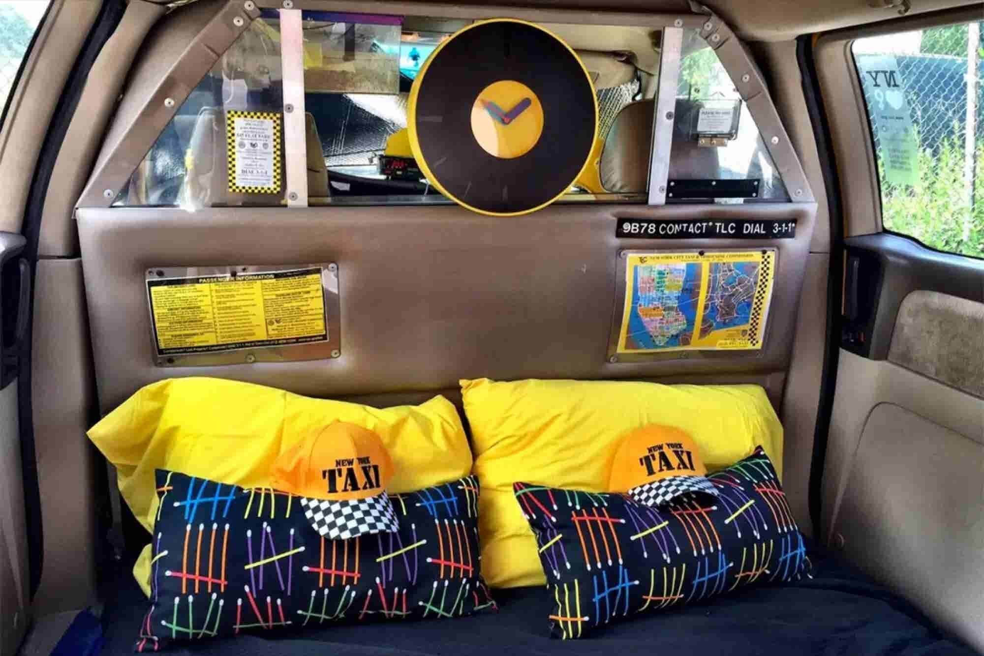 12 Weird and Wonderful Airbnb Listings, Including a New York Taxi and an Igloo