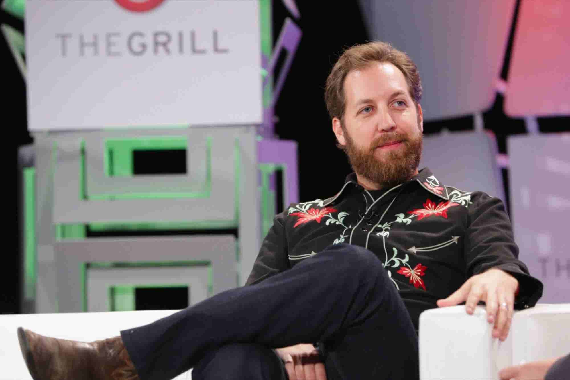 Not Believing His Own BS: Why Shark Tank Star Chris Sacca Wears Those Funky Embroidered Cowboy Shirts