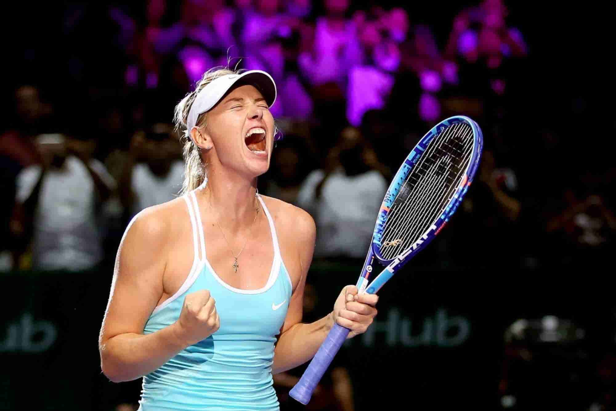 Maria Sharapova to Attend Harvard Program Amidst Doping Scandal