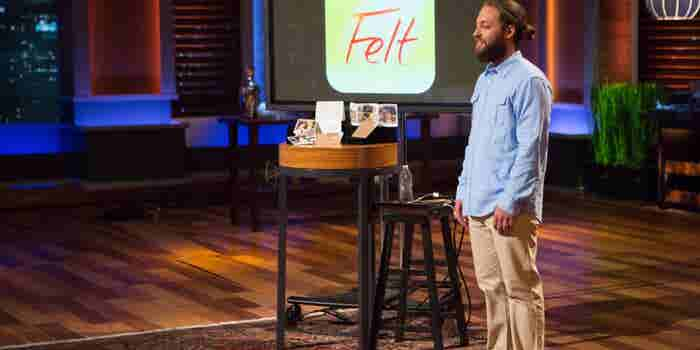 The Shark Tank Effect: This Entrepreneur 'Felt' the Power of the Show