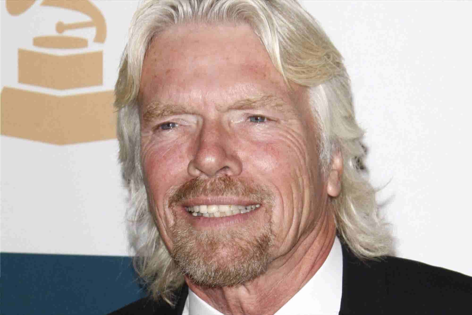 Branson Says Virgin Group Loses Third of Its Value After Brexit
