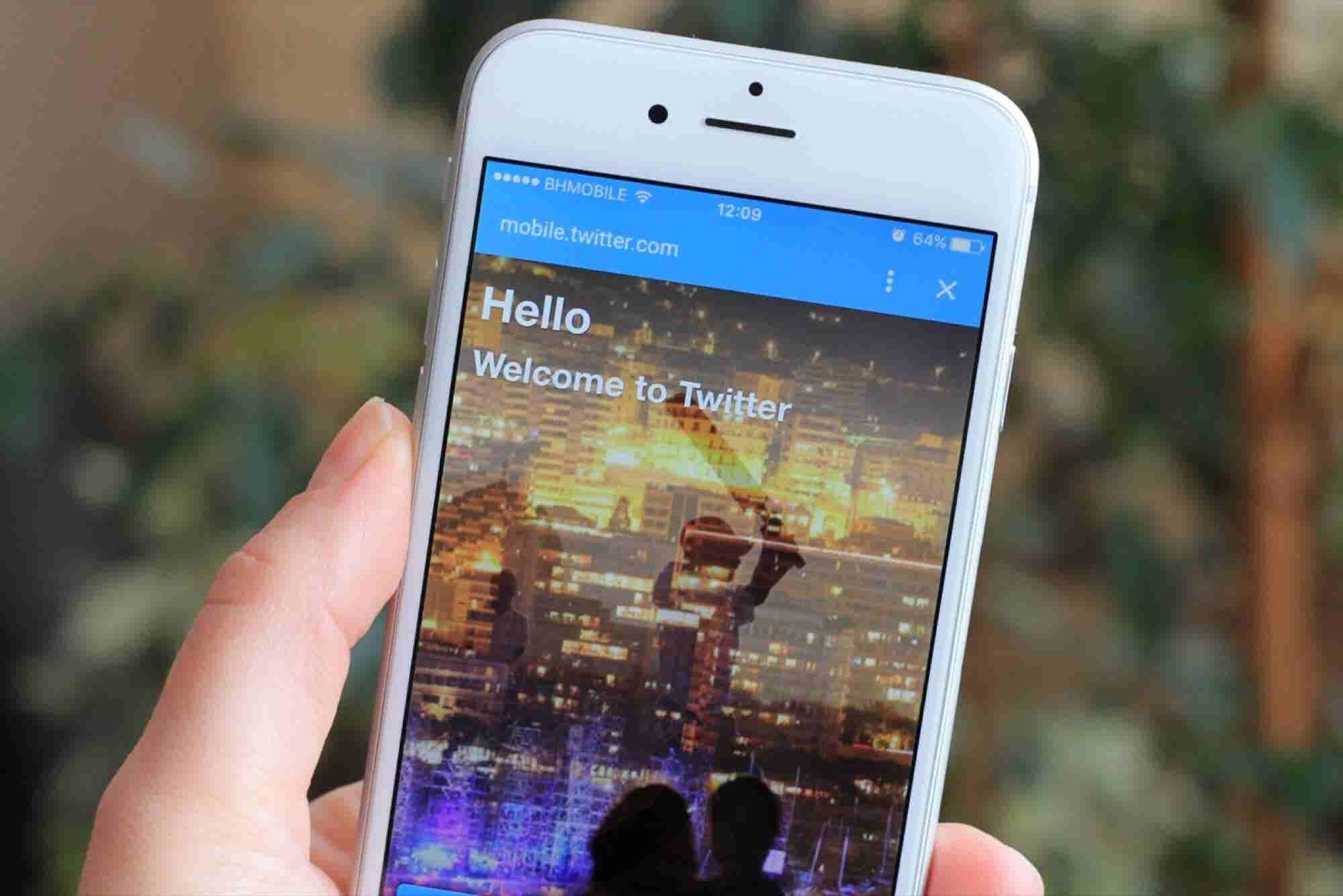 Twitter Makes it Easier for iOS Users to Tweet in the Dark