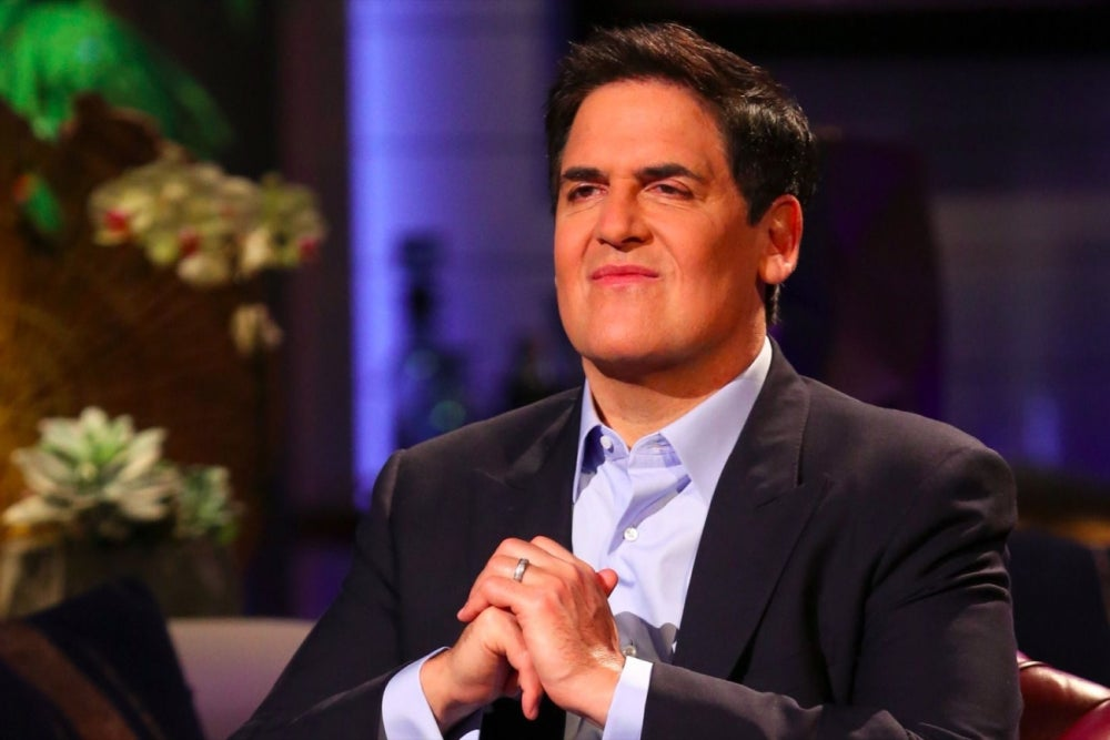Mark Cuban's 3 'Smart Money Moves Everyone Should Make'
