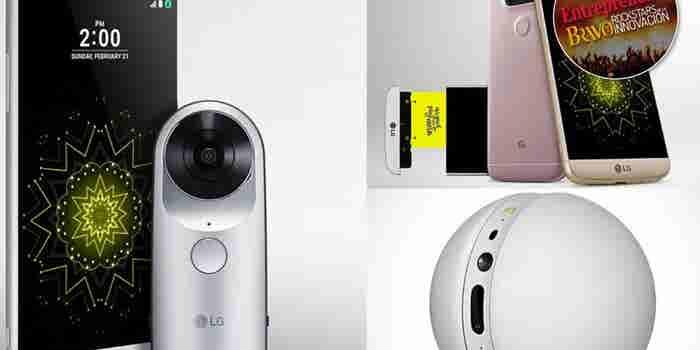 LG G5 SE, un Smartphone con muchos amigos