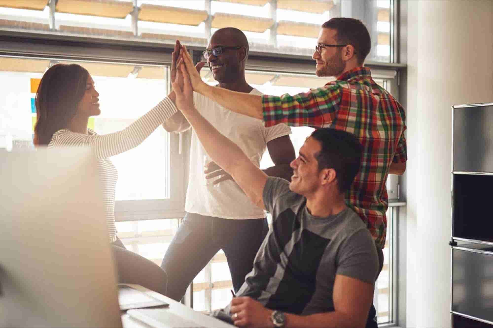 5 Ways to Turn Your Company Culture Around