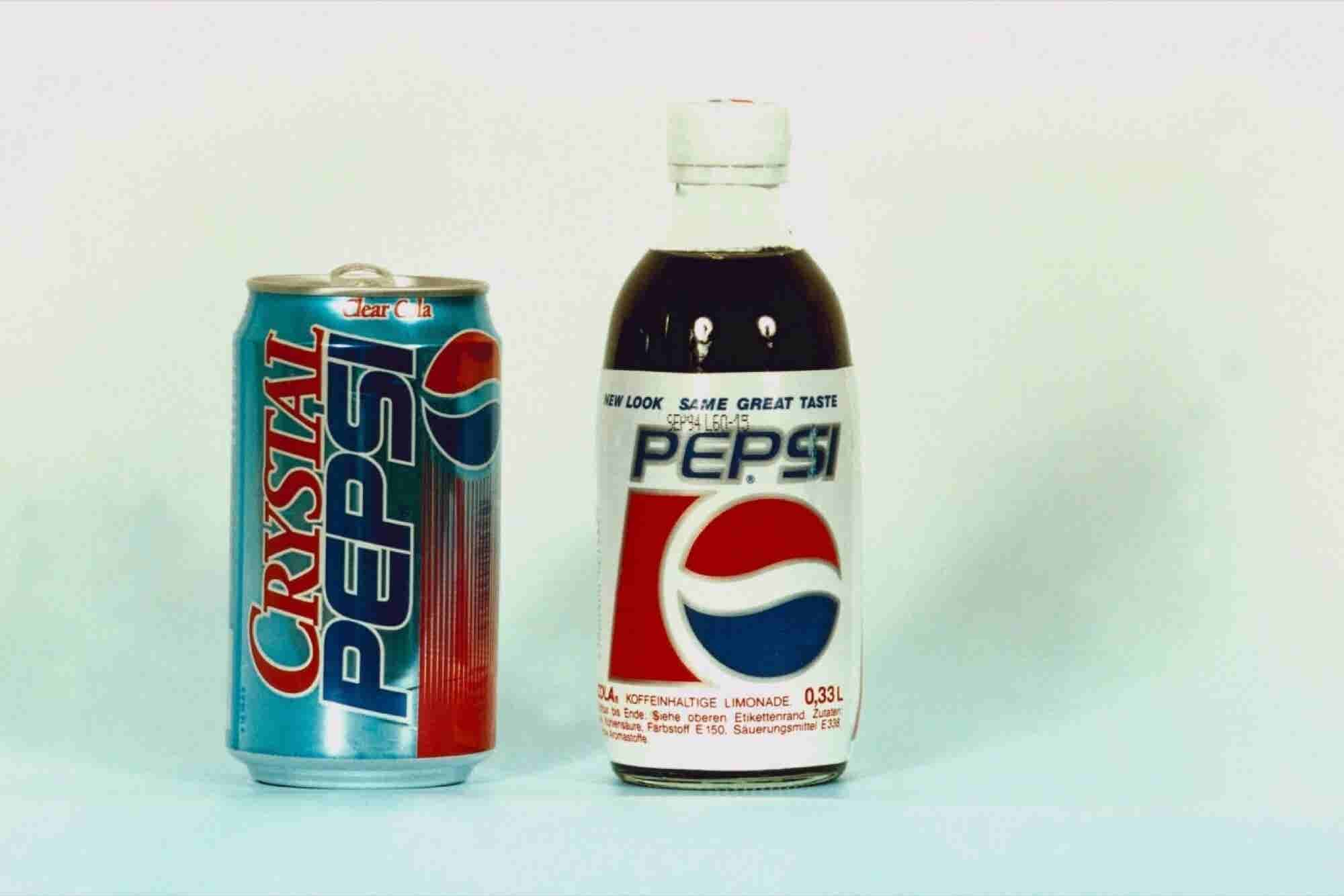 Crystal Pepsi: The 'Clear' 90s Hit Makes a Return