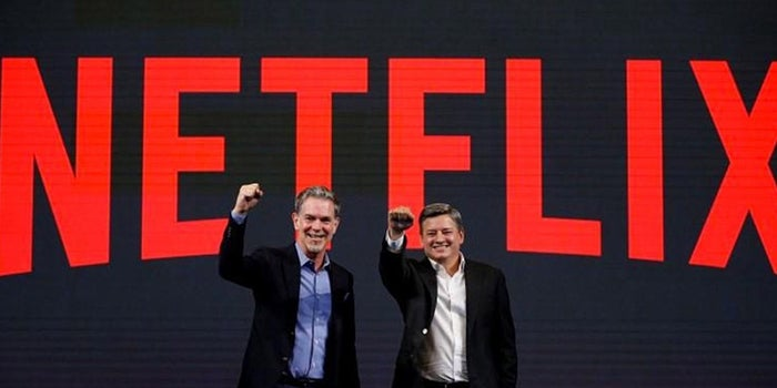 Netflix to Continue to Look at an Entry Into China