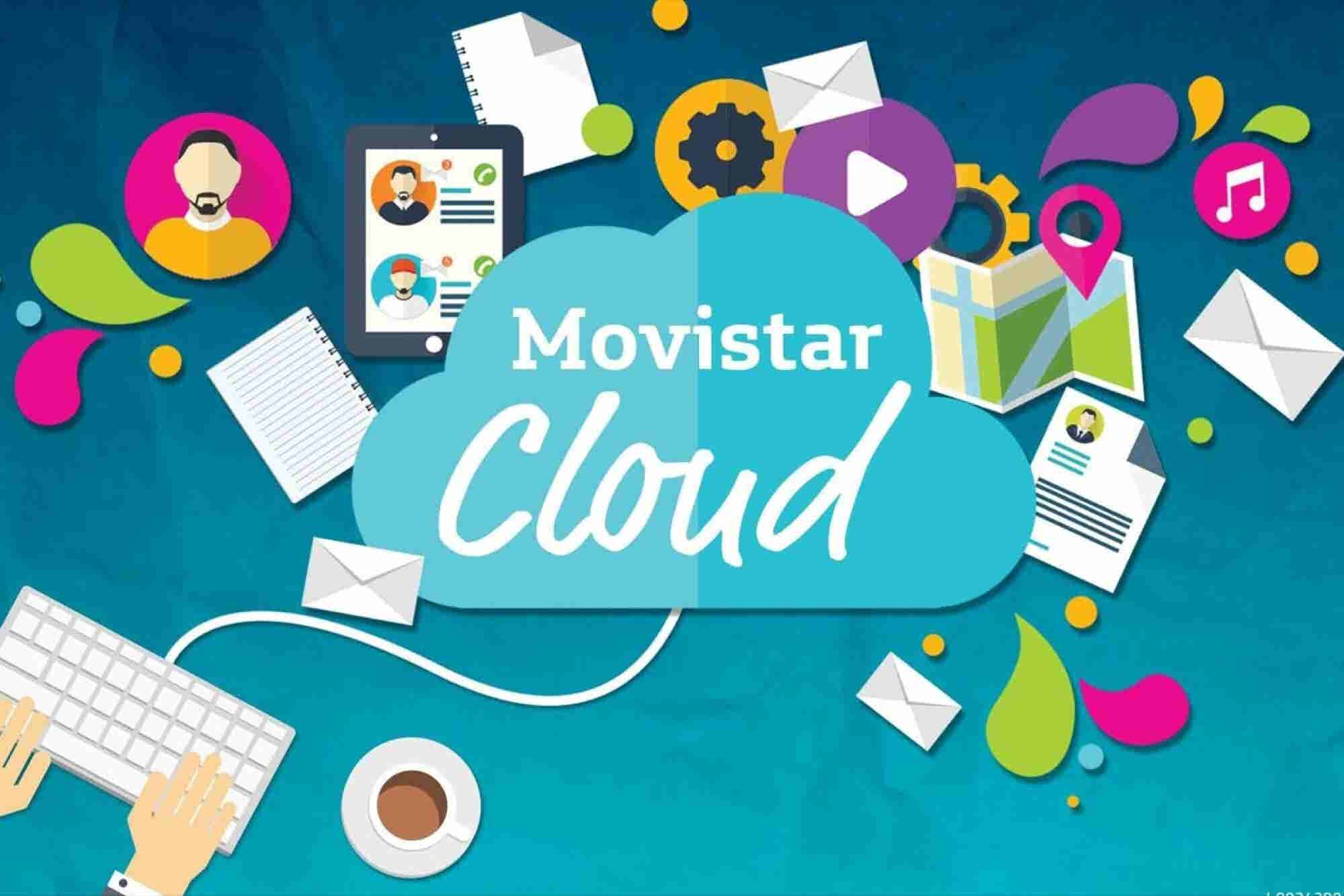 Movistar Open Cloud, la nube para las PYMES