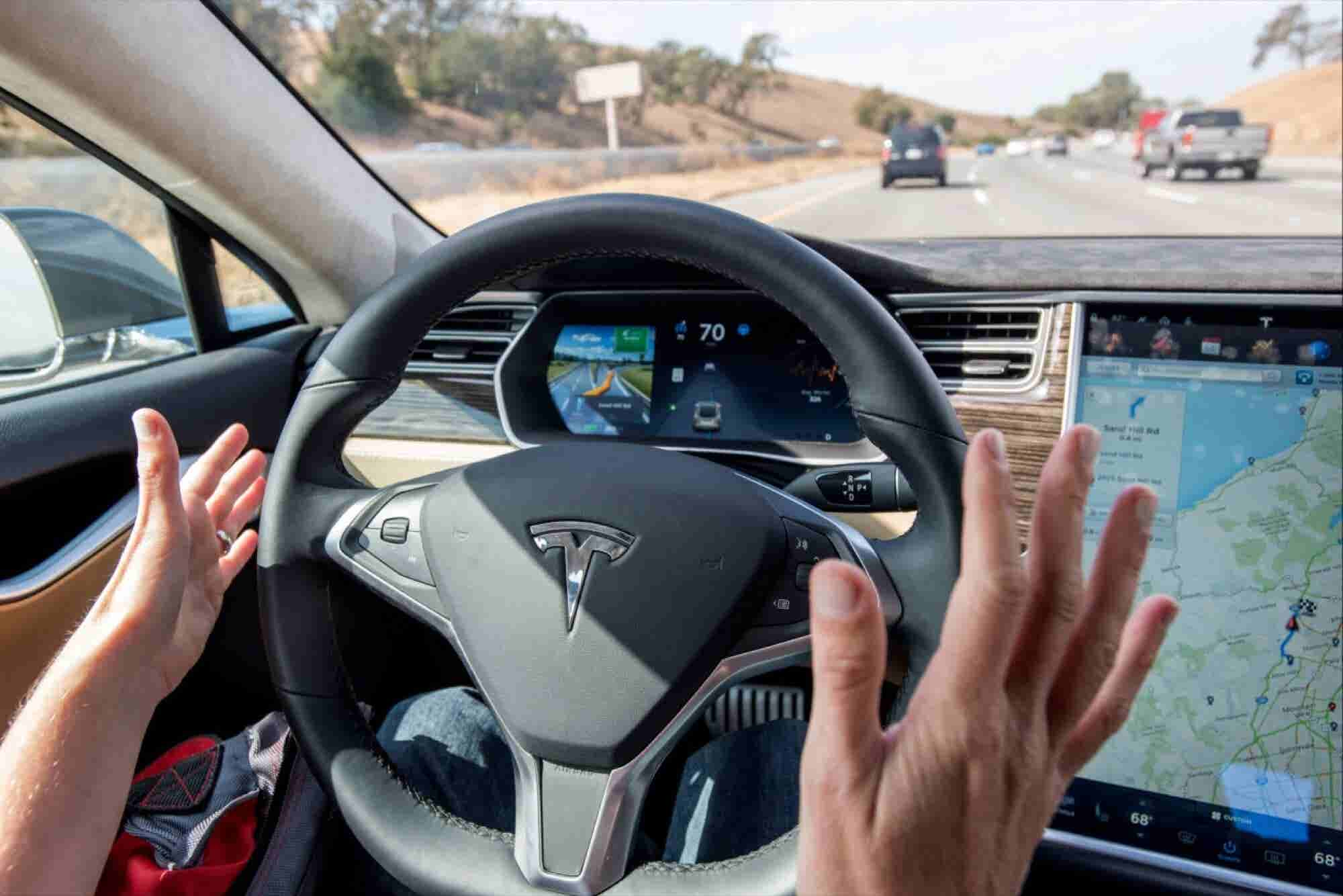 U.S. Opens Investigation After Fatal Crash in Tesla's Autopilot Mode