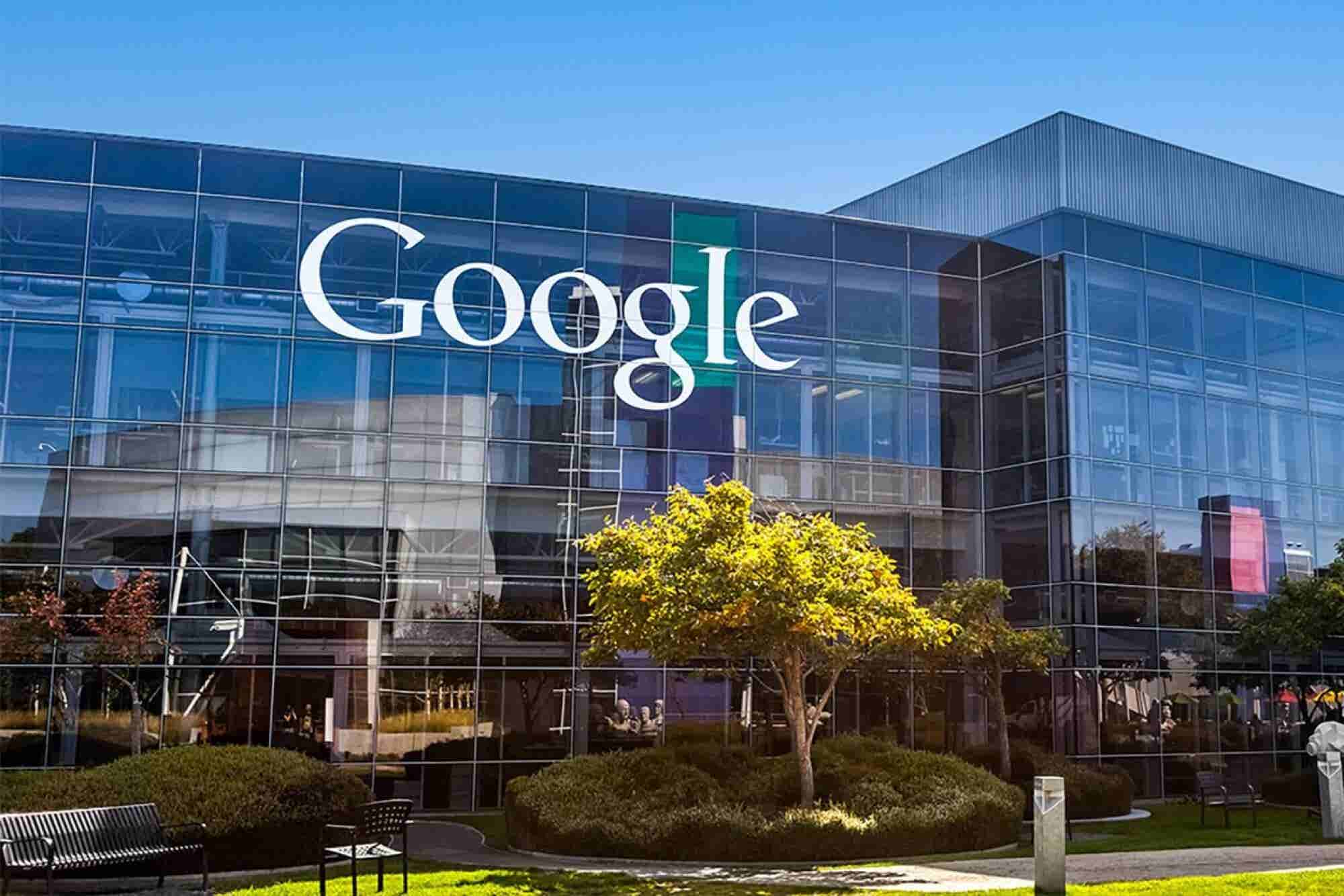 Googlers Stage Walkout to Protest Trump's Immigration Ban