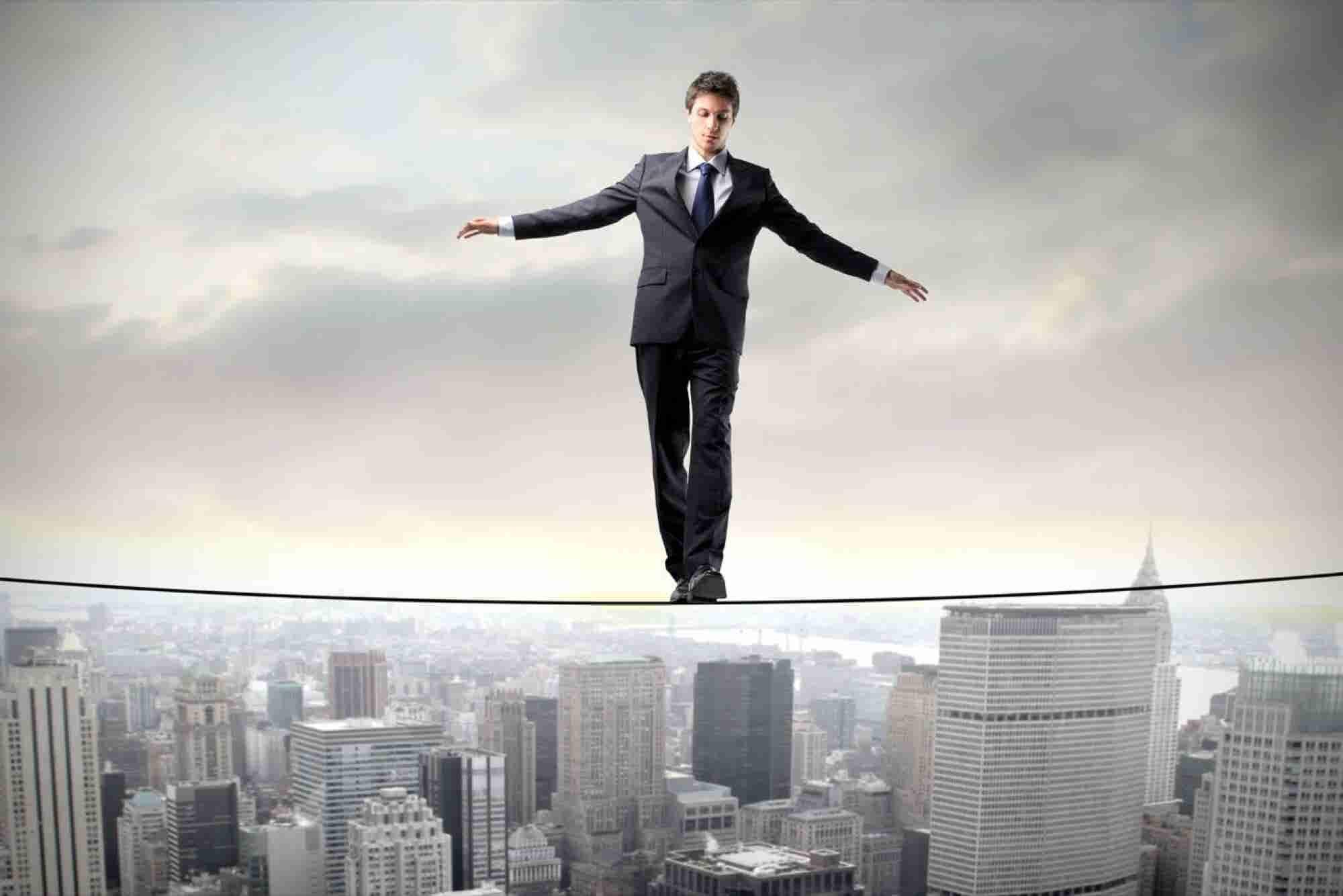 Encuentra el balance como emprendedor