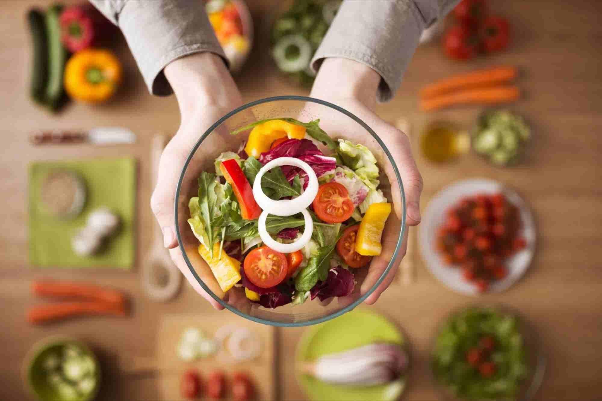 Infografía: 10 consejos para iniciar una vida saludable