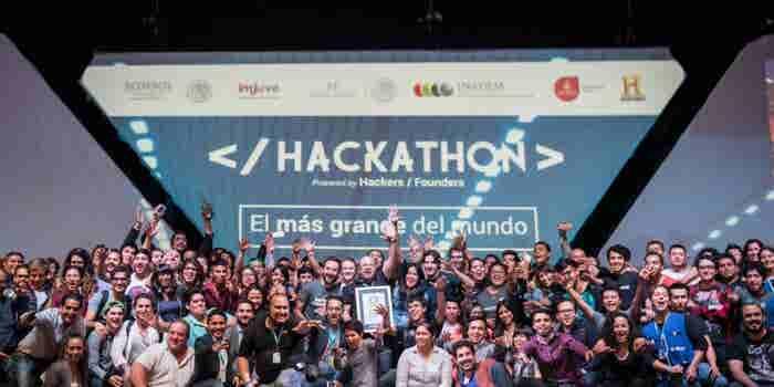 Conoce a los 12 proyectos finalistas del hackatón más grande en el mundo