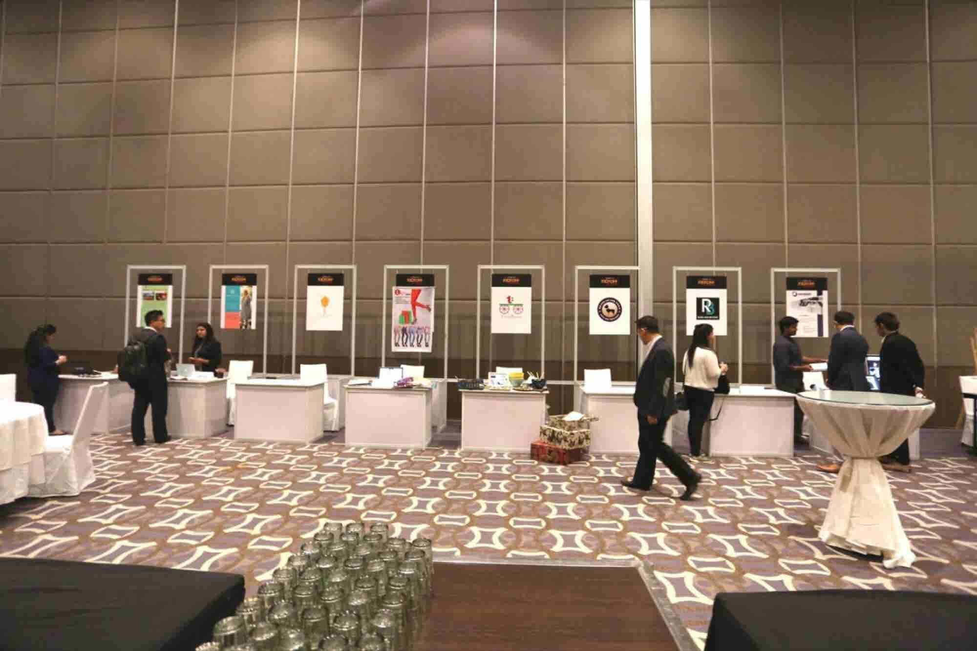 The Exposure From Expos- How Exhibiting Can Help A Startup