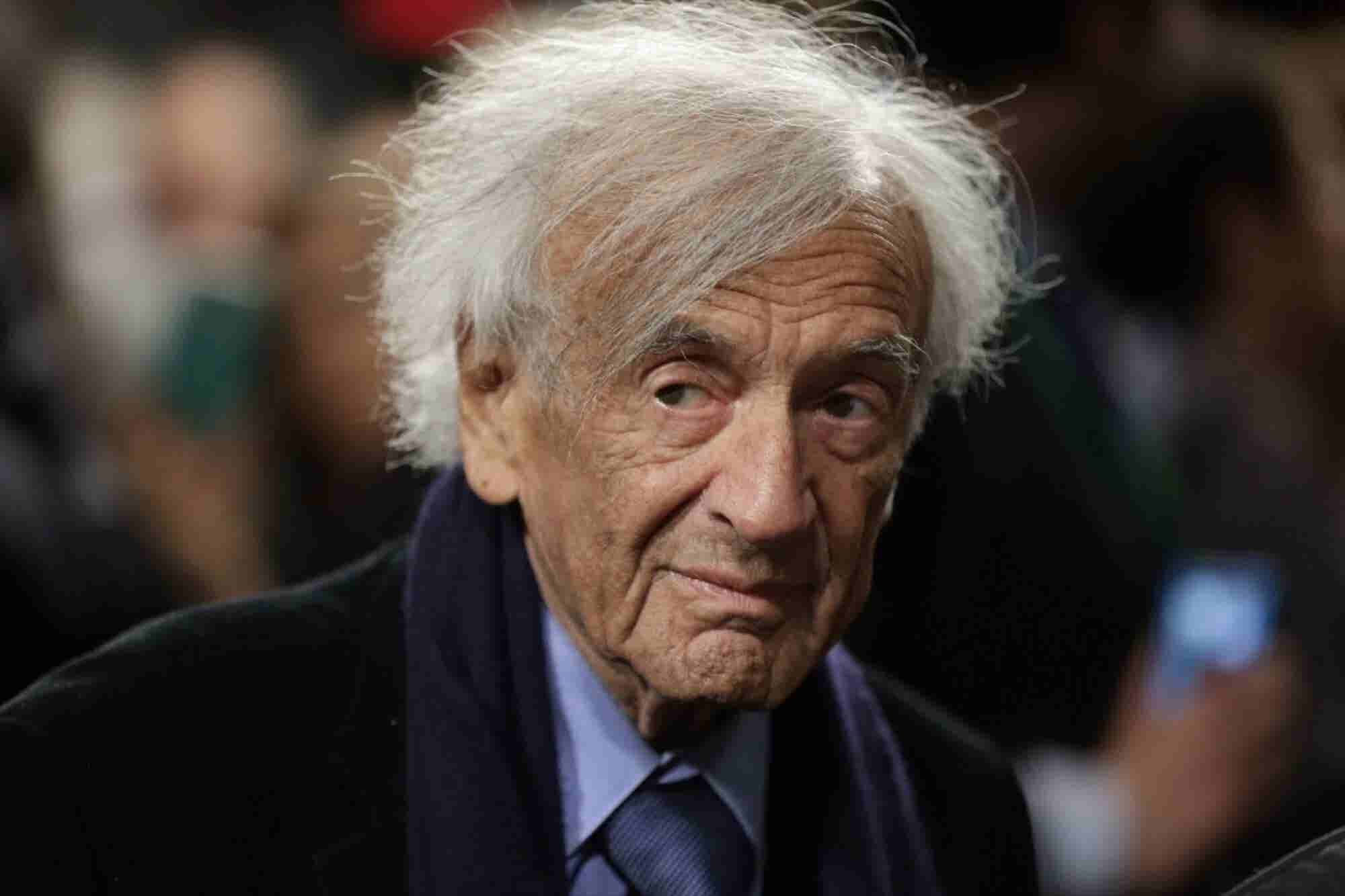 10 Powerful Elie Wiesel Quotes