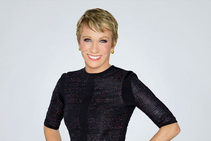 Barbara Corcoran On Why Women Are Better At Running Businesses Than