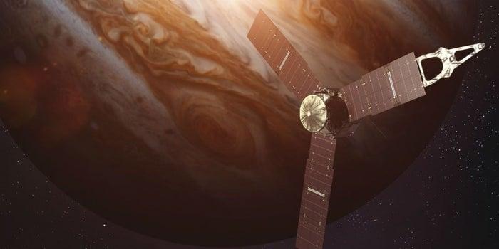 Motívate con la música que inspiró Juno, la última misión a Júpiter