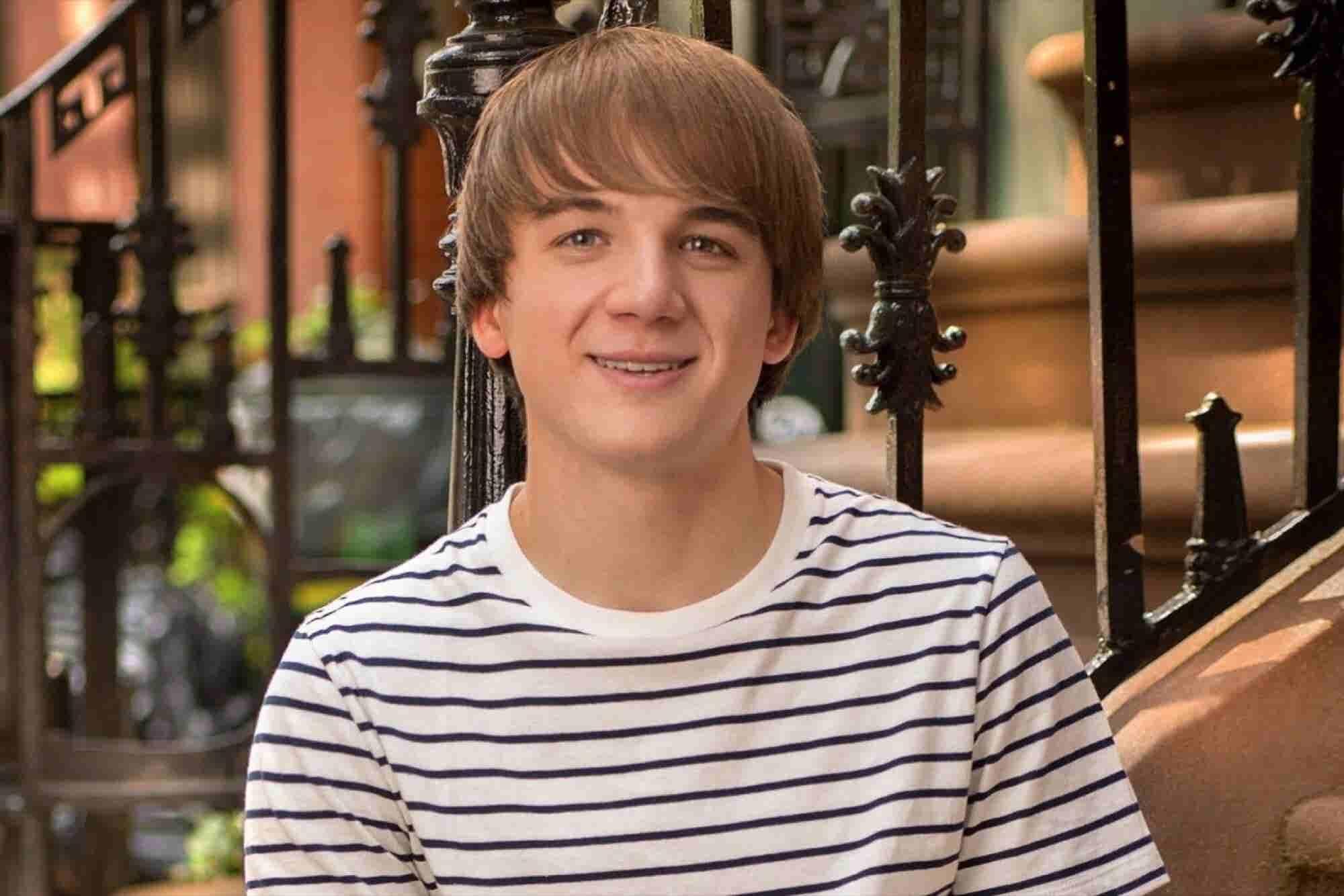 El joven de 19 años que quiere acabar con el cáncer de páncreas