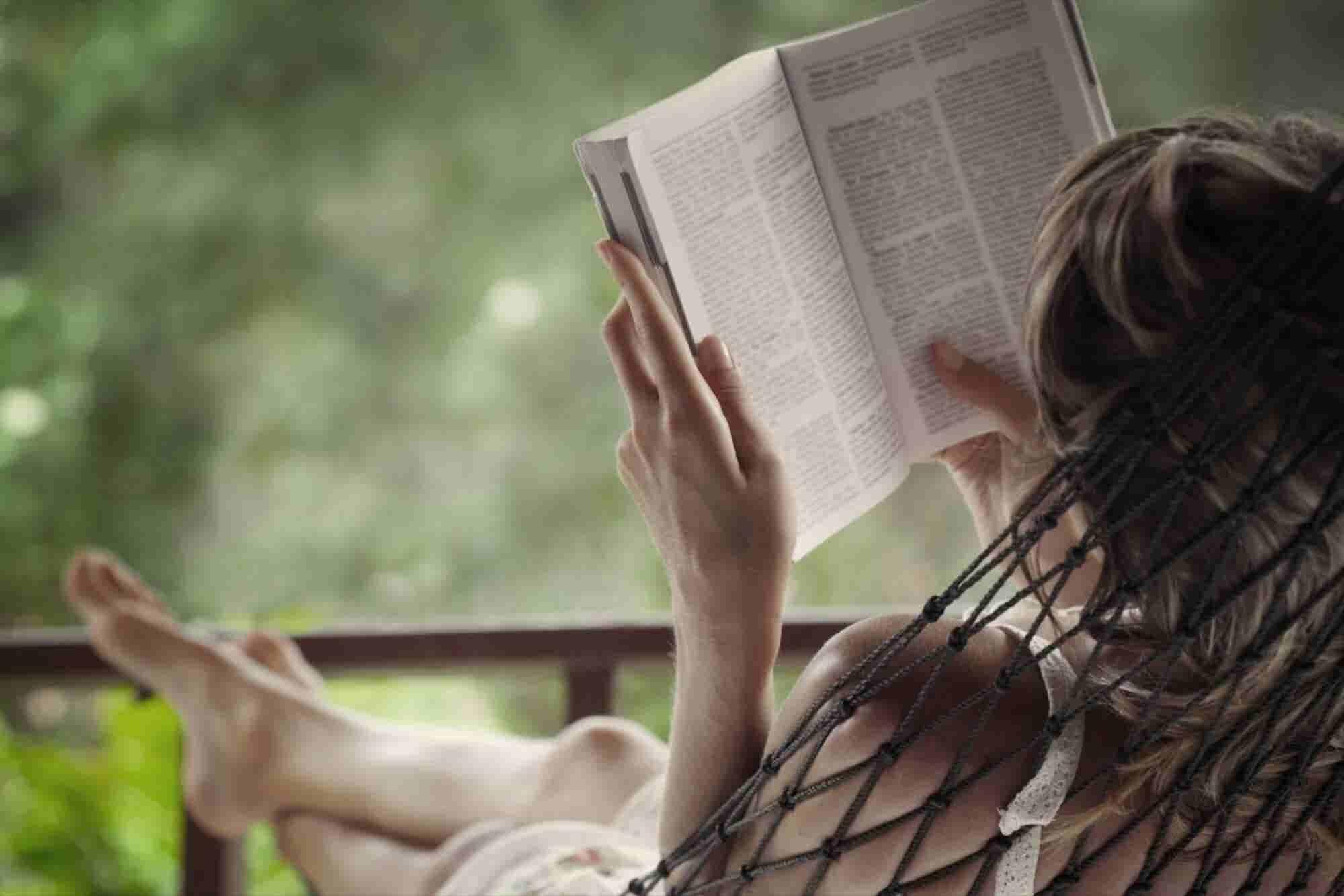 5 tips para leer 100 libros al año